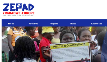 Zimbabwe-Europe Partnership for Democracy